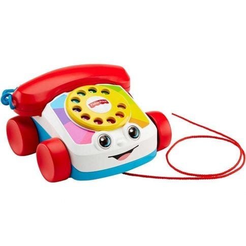 Fisher Price Telefonul Plimbaret 2017