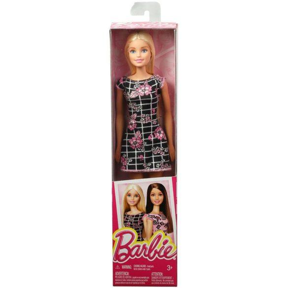 Papusa Barbie Clasica in rochita cu imprimeu floral 3