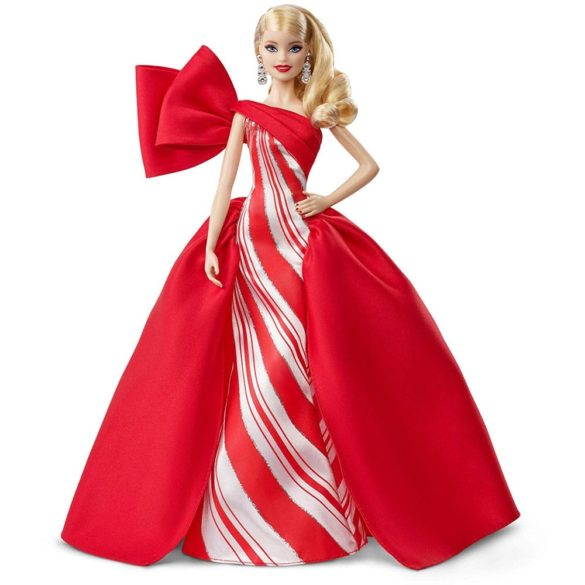 Papusa Barbie Collector Holiday 2019, Blonda