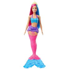 Papusa Barbie Sirena Albastra GJK08