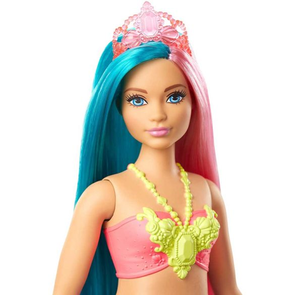 Papusa Barbie Sirena Roz GJK11 3