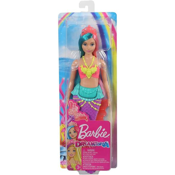 Papusa Barbie Sirena Roz GJK11 6