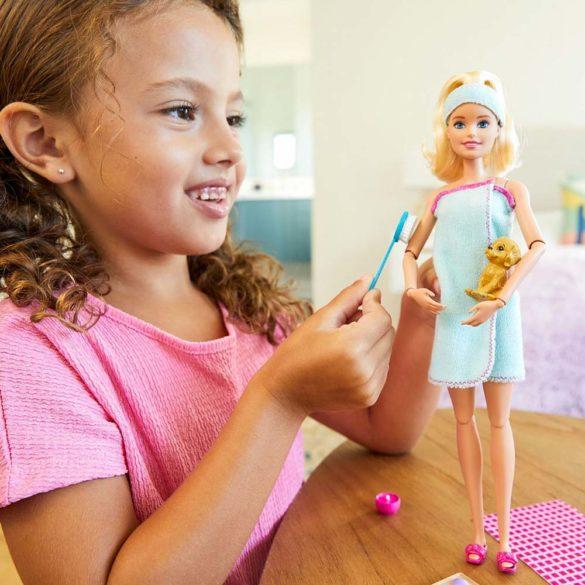 Papusa Barbie o zi la spa GJG55 2