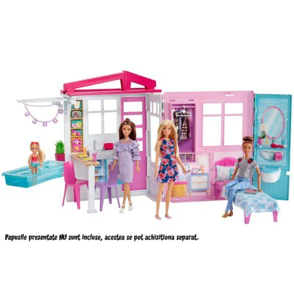 Set de Joaca Barbie Casa cu Accesorii FXG54 2
