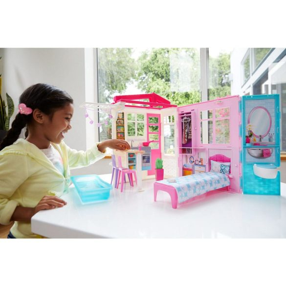 Set de Joaca Barbie Casa cu Accesorii FXG54 3