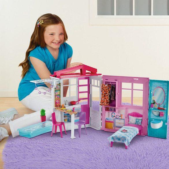 Set de Joaca Barbie Casa cu Accesorii FXG54 5