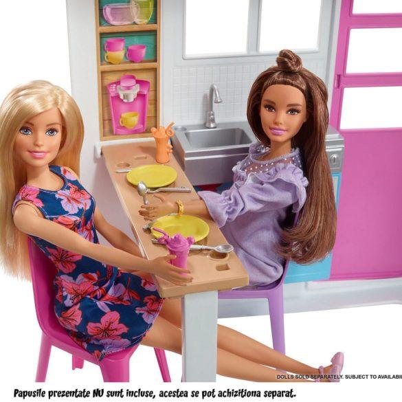 Set de Joaca Barbie Casa cu Accesorii FXG54 6