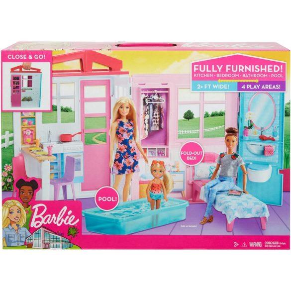 Set de Joaca Barbie Casa cu Accesorii FXG54 8
