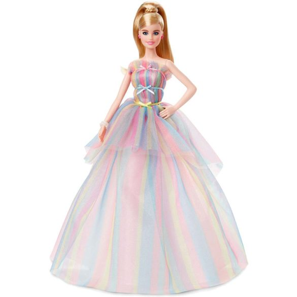 Papusa Barbie Collector Birthday Wishes 2020
