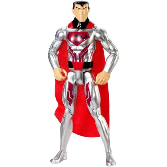 Figurina Superman Steel Suit Colectia Justice League 30 cm 1