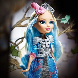 Ever After High Papusa Darling Charming
