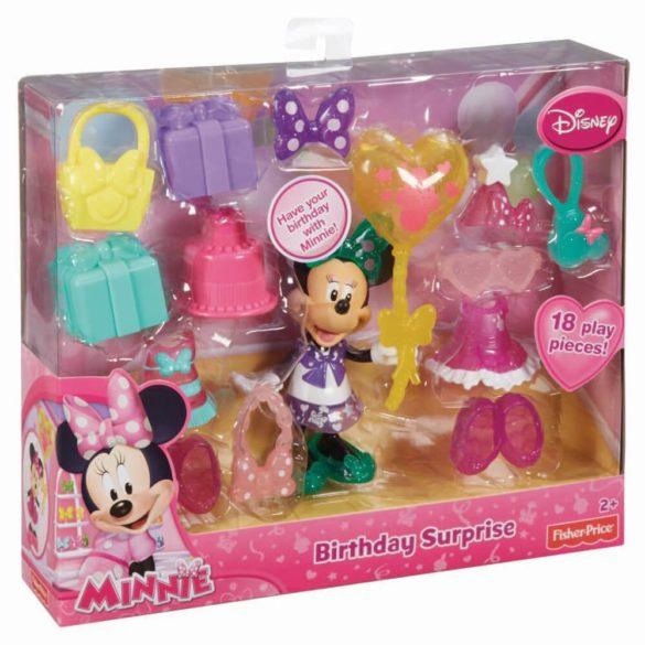 Accesorii Minnie Mouse Birthday Surprise 10