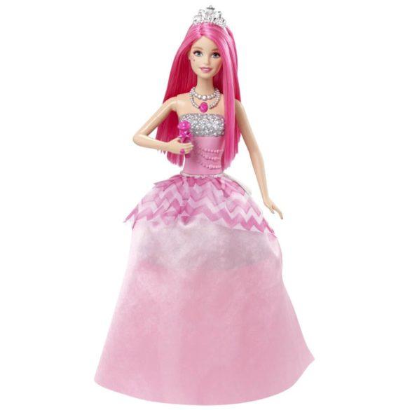 Barbie In Tabara De Muzica Papusa cu Sunete Courtney 11