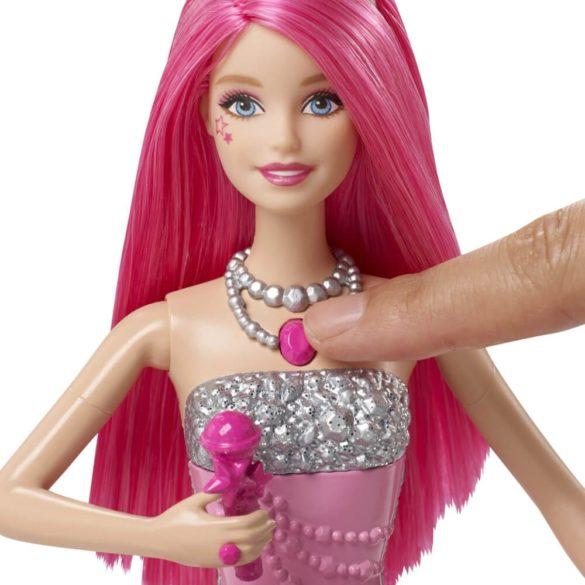 Barbie In Tabara De Muzica Papusa cu Sunete Courtney 12