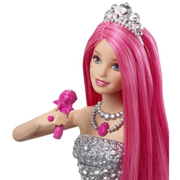 Barbie In Tabara De Muzica Papusa cu Sunete Courtney 14