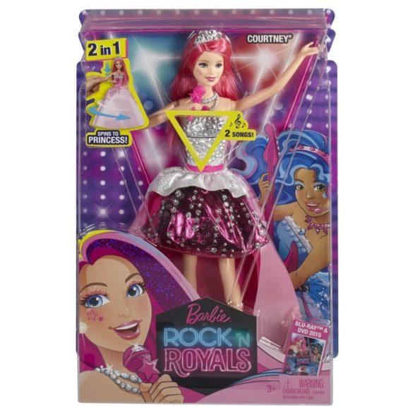 Barbie In Tabara De Muzica Papusa cu Sunete Courtney 17