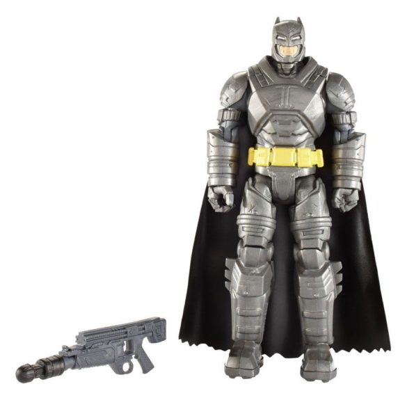 Batman v Superman Figurina Batman cu Armura de Lupta 2
