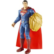Batman v Superman Figurina Superman cu Scut