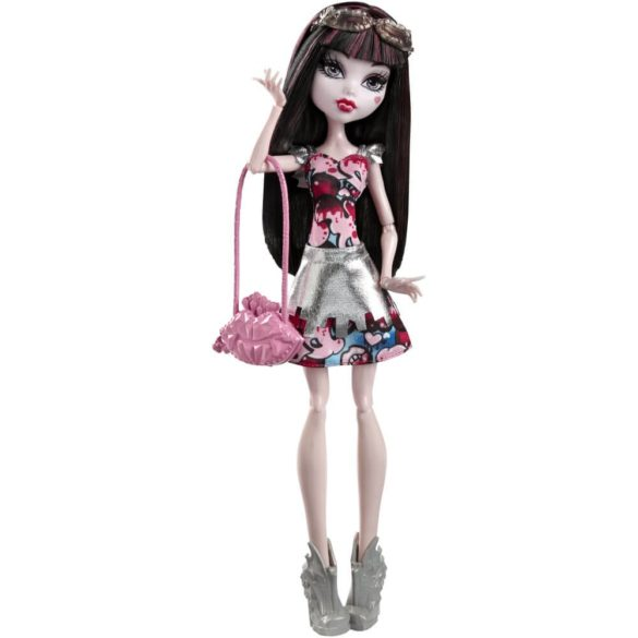 Boo York Papusa Monster High Frightseers Draculaura 1