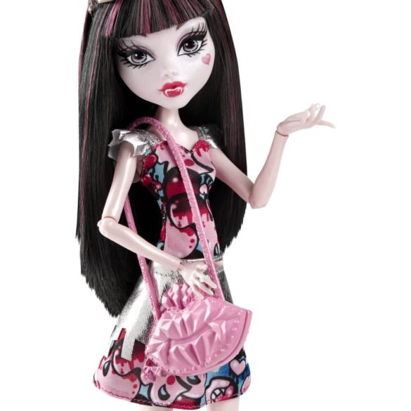 Boo York Papusa Monster High Frightseers Draculaura 2
