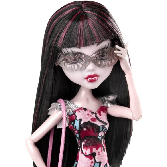 Boo York Papusa Monster High Frightseers Draculaura 4