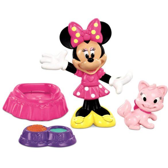Buticul Minnie Figurina Minnie si Animalul de companie 1