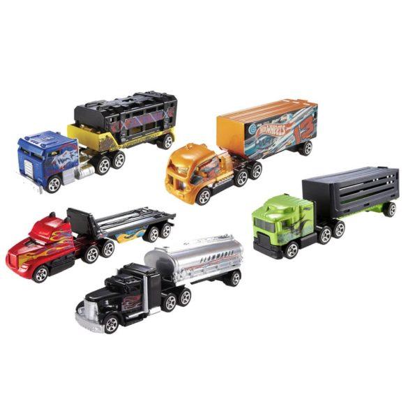 Camioane Hot Wheels