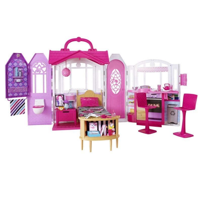 Casa de Papusi Barbie Evadarea la Moda