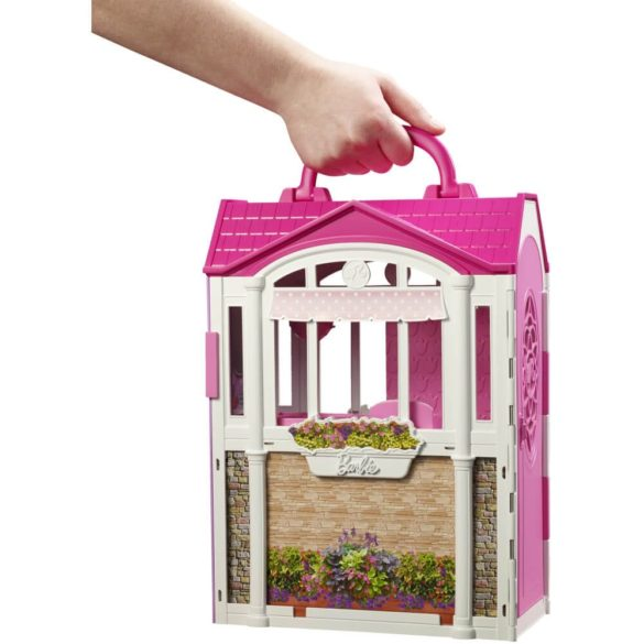 Casa de Papusi Barbie Evadarea la Moda 4