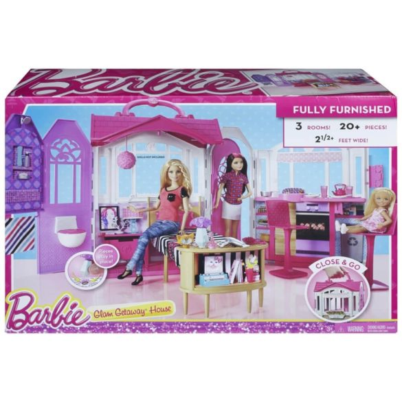 Casa de Papusi Barbie Evadarea la Moda 5