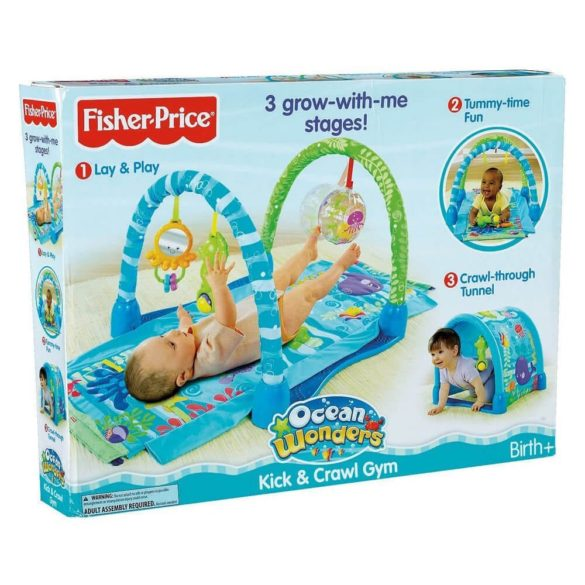 Centrul de Activitati Ocean Wonders Fisher Price 6
