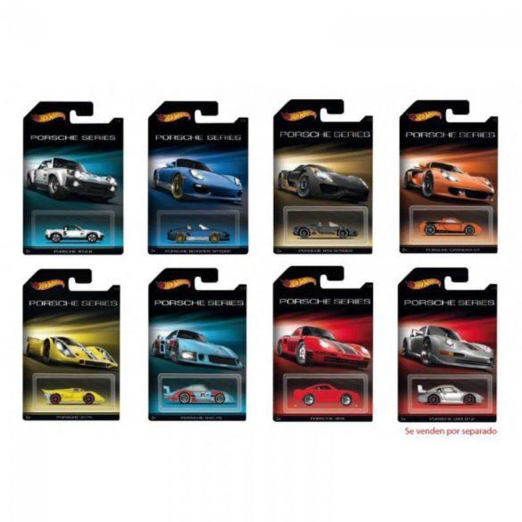 Colectia De Masini Hot Wheels Porsche