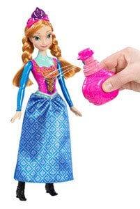 Disney Frozen Papusa Anna Culorile Regale
