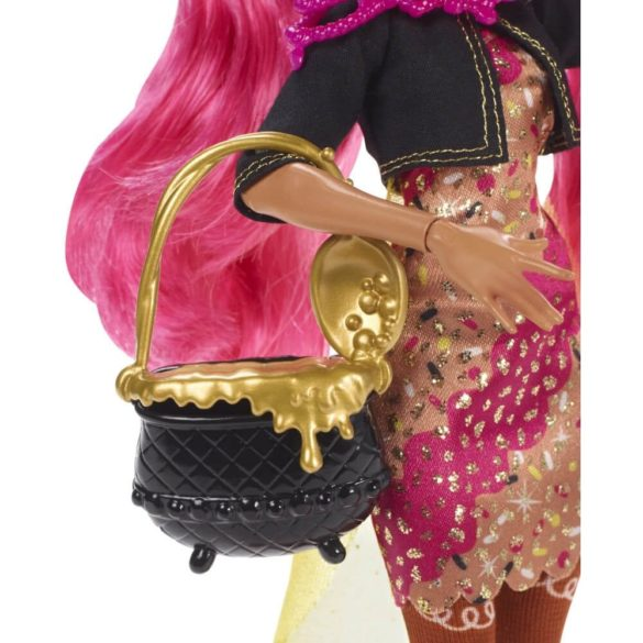 Ever After High Papusa Ginger Breadhouse 4