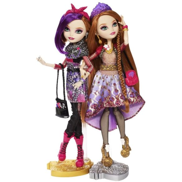 Ever After High Set 2 Papusi Holly si Poppy OHair 2