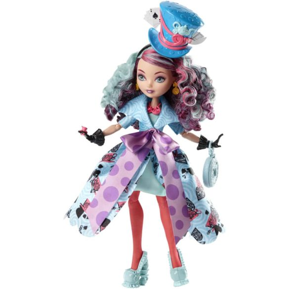 Ever After High Way Too Wonderland Papusa Madeline Hatter 1