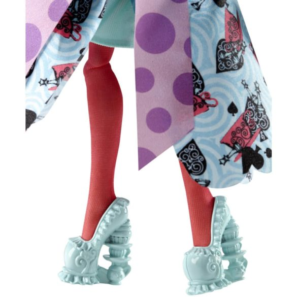Ever After High Way Too Wonderland Papusa Madeline Hatter 3