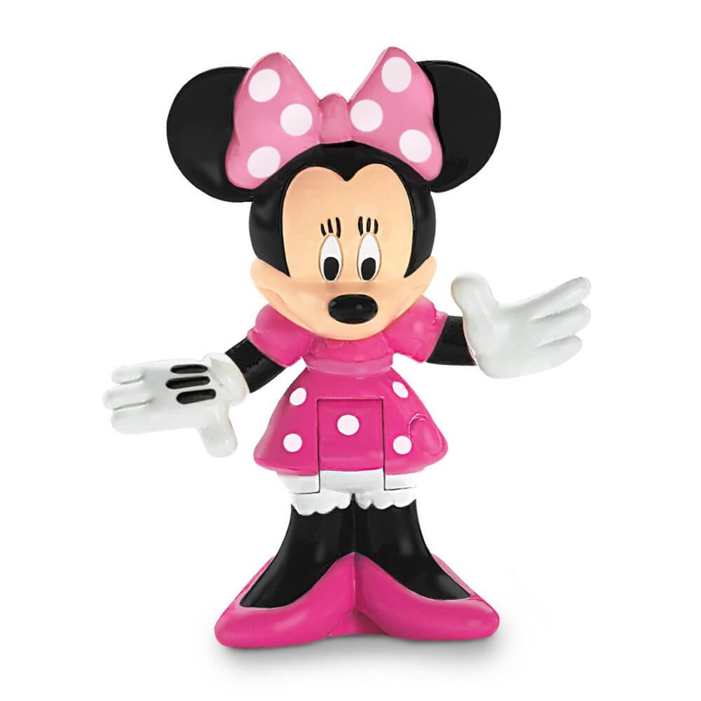 Figurina Clubhouse Minnie Mouse