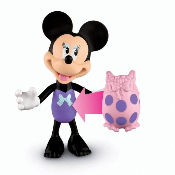 Figurina Minnie Mouse gata de culcare 21