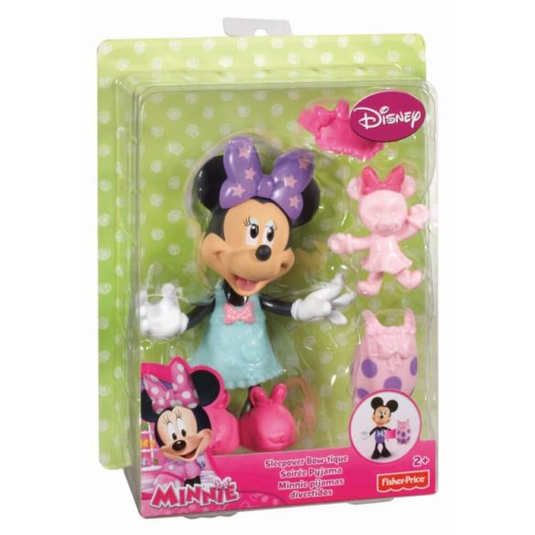 Figurina Minnie Mouse gata de culcare 41