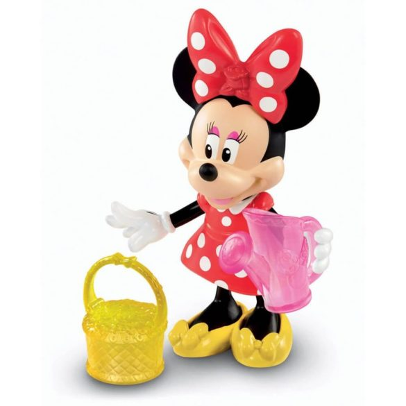 Figurina Minnie Mouse in gradina 1
