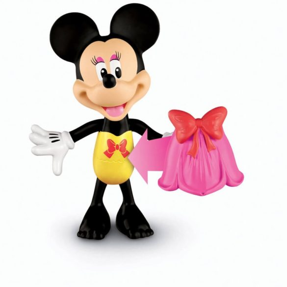 Figurina Minnie Mouse in gradina 3