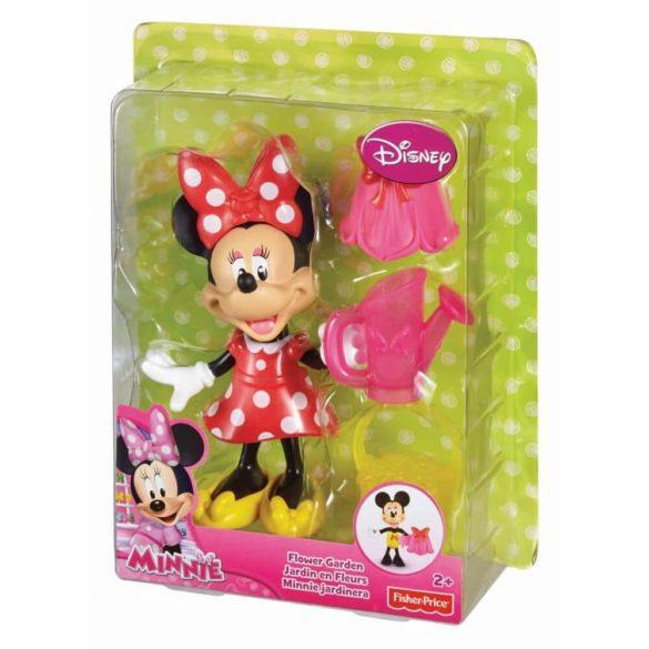 Figurina Minnie Mouse in gradina 5