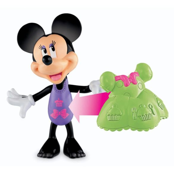 Figurina Minnie Mouse la patiserie 2
