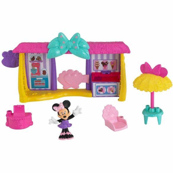 Fisher Price Minnie Mouse Set de joaca la plaja 1