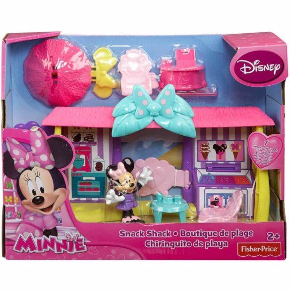 Fisher Price Minnie Mouse Set de joaca la plaja 4