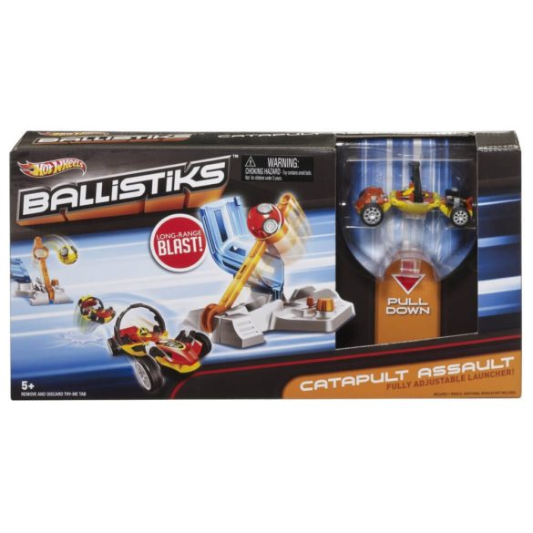 Hot Wheels Ballistiks Asaltul catapultei 5