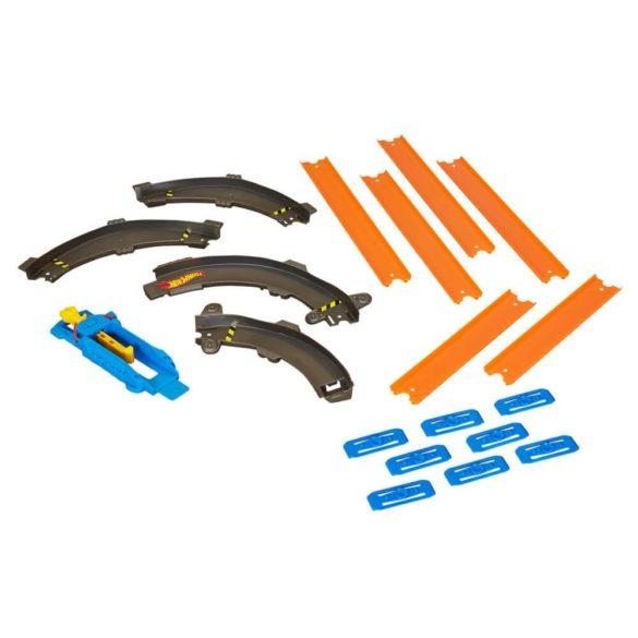 Hot Wheels Constructia Pistelor Set de Curbe 1
