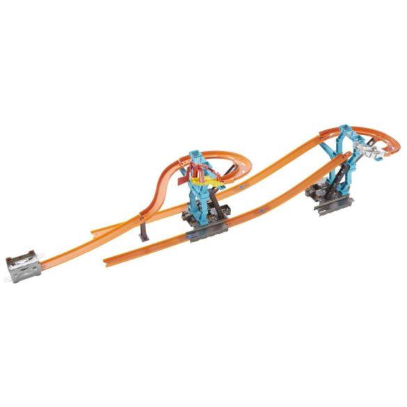 Hot Wheels Expert in Constructia Pistelor Spirala 2