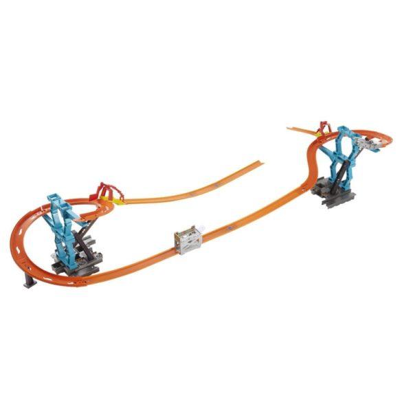 Hot Wheels Expert in Constructia Pistelor Spirala 3